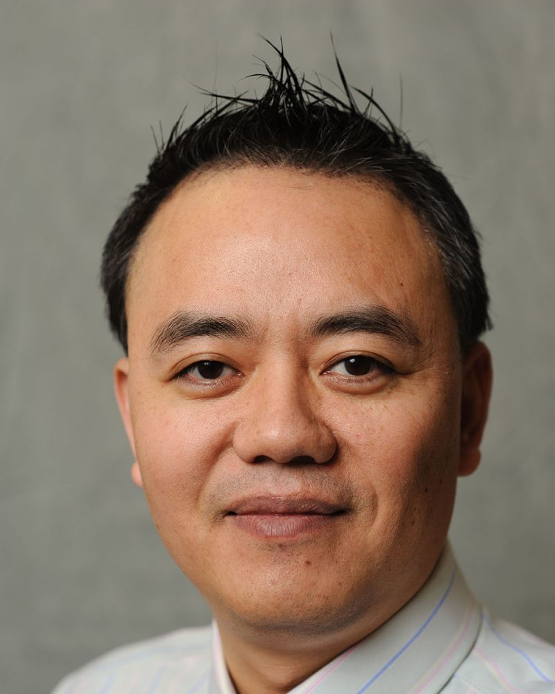 Picture of Dr. Fei Hu