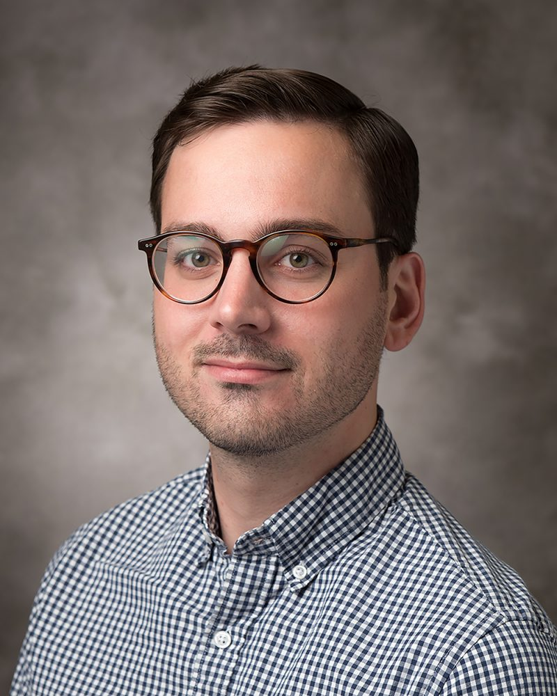 Picture of Dr. Matthew Kasemer