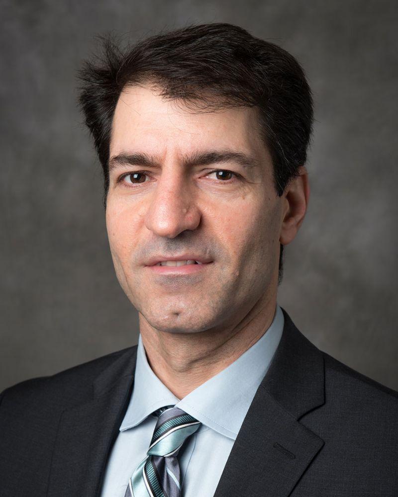 Dr. Nader Jalili