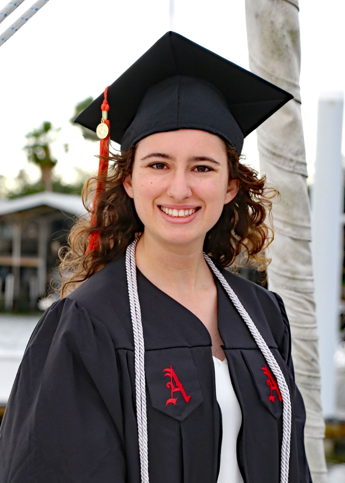Amelie Lagarde from Civil, Construction and Environmental Engineering