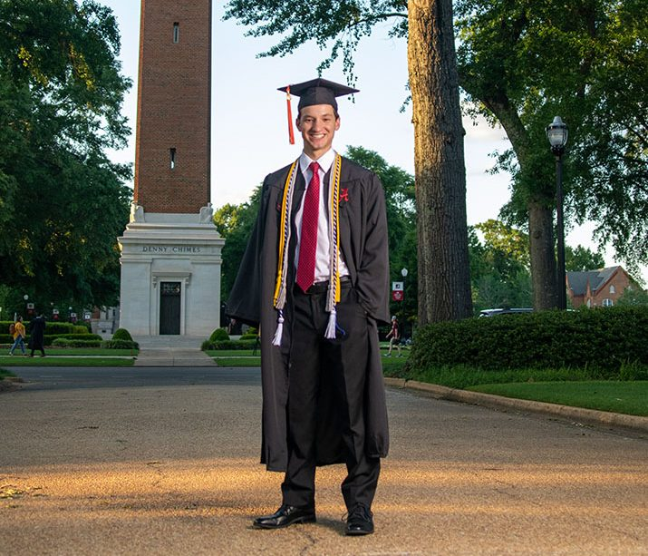 Harrison Turner from Civil, Construction and Environmental Engineering