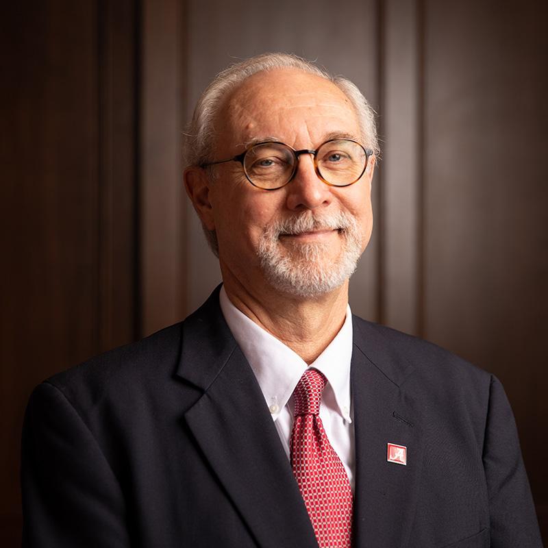 Photo of W. Edward Back, Ph.D. Interim Dean